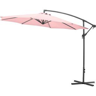 Gartenfreude Sonnenschutz Ampelschirm 300 cm - Bild 1