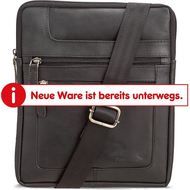 Packenger Ledertasche Thuras Messenger Bag (leder) - Bild 1