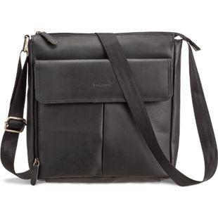 Packenger Ledertasche Horik Messenger Bag (leder) - Bild 1