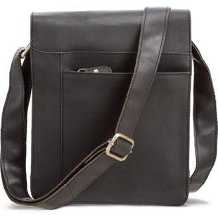 Packenger Ledertasche Olaf Messenger Bag (leder) - Bild 1