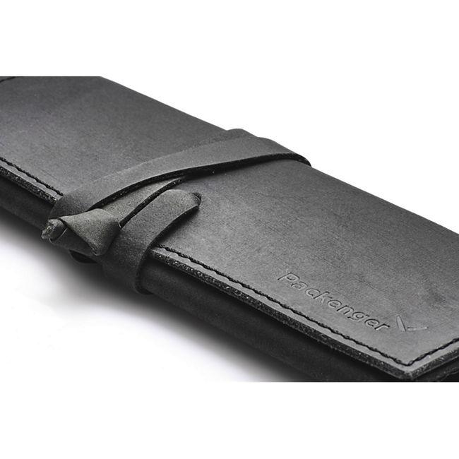 Packenger Ledertasche Schlampermäppchen Pencil Case Lambi - Bild 1