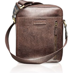 Packenger Ledertasche Urban Messenger Bag Capetown - Bild 1