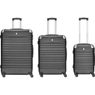 19V69 ITALIA Kofferset Torino 3er-Set Koffer - Bild 1