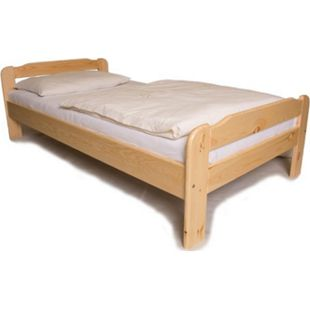 Acerto Einzelbett mit Lattenrost 80x200cm - Bild 1