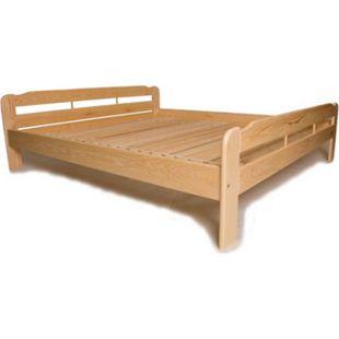 acerto® Einzelbett mit Lattenrost 120x200cm - Bild 1