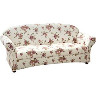 Max Winzer Corona Sofa 2,5-Sitzer beige - Bild 1