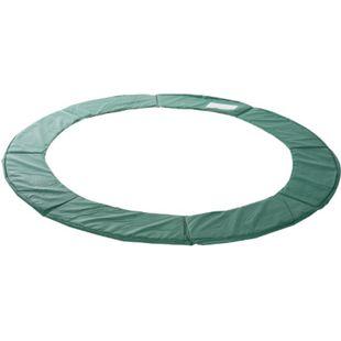HOMCOM Randabdeckung für Trampolins grün 305 cm (Ø) | Sicherheitsrand Federabdeckung Trampolinrand - Bild 1