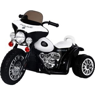 HOMCOM Kindermotorrad 80 x 43 x 54,5 cm (LxBxH) | Kindermotorrad Kinderauto Kinder Elektrotraktor - Bild 1