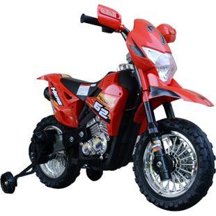HOMCOM Elektro-Motorrad für Kinder 107 x 53 x 70 cm (LxBxH) | Kinder Elektromotorrad Kinderfahrzeug Spielzeug - Bild 1