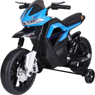 HOMCOM Elektro-Motorrad für Kinder 105 x 52,3 x 62,3 cm (LxBxH) | Kinder Elektromotorrad Kinderfahrzeug Spielzeug - Bild 1