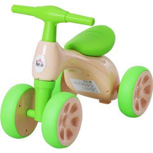 HOMCOM Kinder Laufrad 57 x 33,5 x 42,5 cm (LxBxH) | Kids Lauffahrrad Lauflernrad Kinder Balance Bike - Bild 1