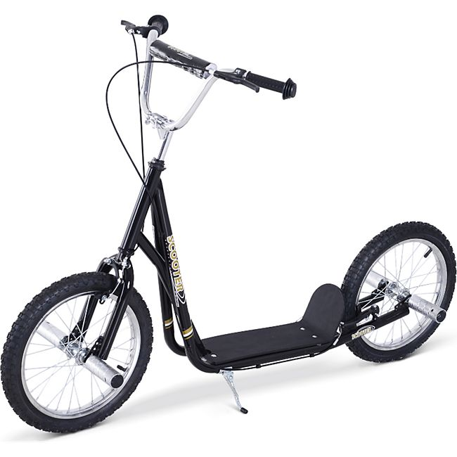 homcom city tretroller f r kinder tretroller scooter. Black Bedroom Furniture Sets. Home Design Ideas