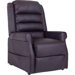HOMCOM TV Sessel mit elektronischer Aufstehhilfe und Massagefunktion 83 x 88 x 110 cm (BxTxH) | Fernsehsessel Massagesessel Relaxsessel Sofastuhl - Bild 1