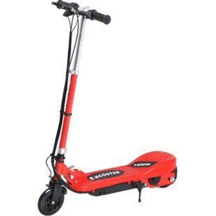 HOMCOM Kinder E-Scooter 74 x 36 x (73-91) cm (LxBxH) | Kinderroller Kids Scooter Elektroroller Cityroller - Bild 1