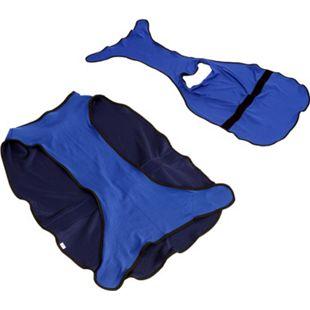 PawHut Hundekühlweste dunkelblau Ø50 x L50 cm (Halsumfang x Rückenlänge) | Kühlweste Hunde Kühljacke Dog Cooling Vest - Bild 1