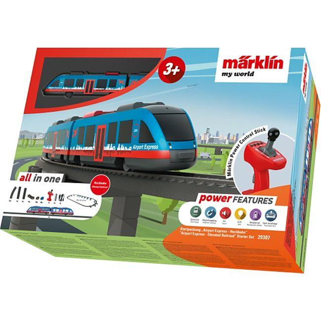 Märklin 29307 H0 Startpackung Hochbahn - Bild 1