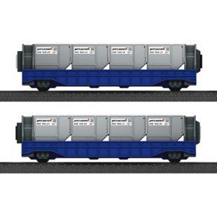 Märklin 44117 H0 Jettainer Wagen-Set - Bild 1