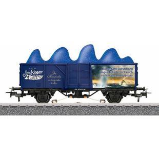 Märklin H0  Start up - Offener Güterwagen Meeresleuchten - Bild 1