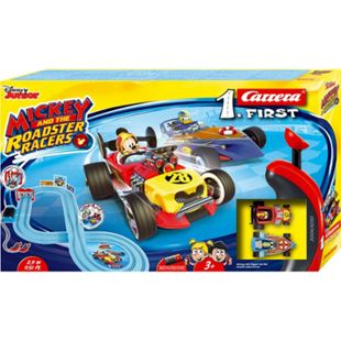 Carrera FIRST - Mickey and the Roadster Racers - Bild 1