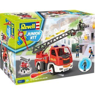Revell Feuerwehr Leiterwagen mit Figur 1:20 - Bild 1