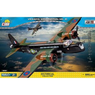 Cobi 5531 VICKERS WELLINGTON - Bild 1