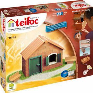 teifoc Haus mit Dachplatte (Starter - Set) - Bild 1