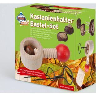 PEBARO Kastanien Halter plus Bohrer - Bild 1