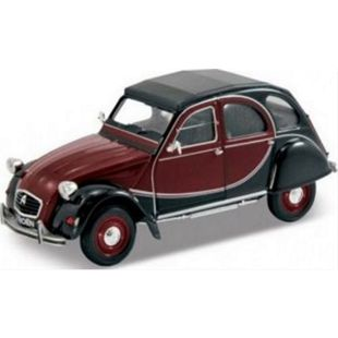 Welly Citroen CV6 Charleston 1:24 - Bild 1