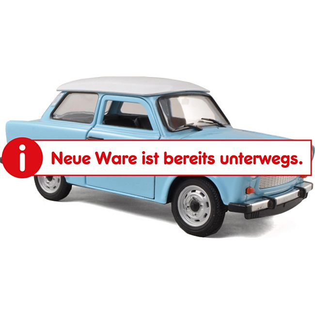 Welly Trabant 601 1:24 - Bild 1