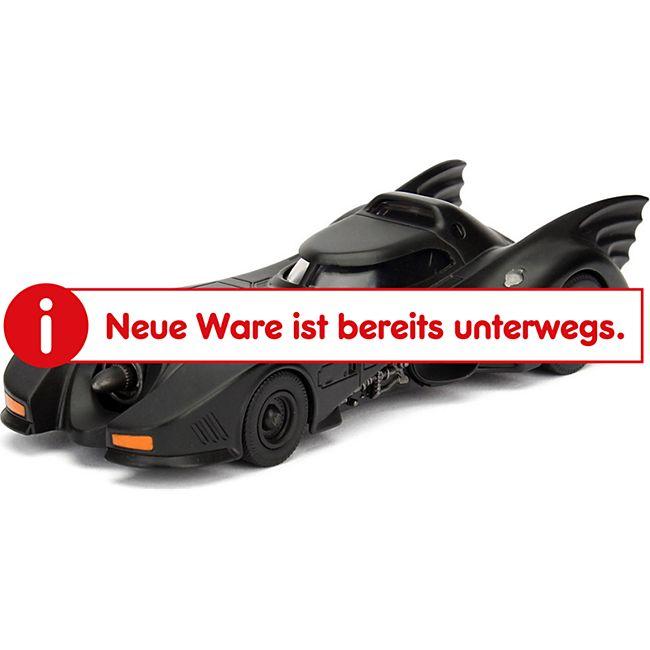 heo Batman Diecast Modell Metals 1/32 1989 Batmobile - Bild 1