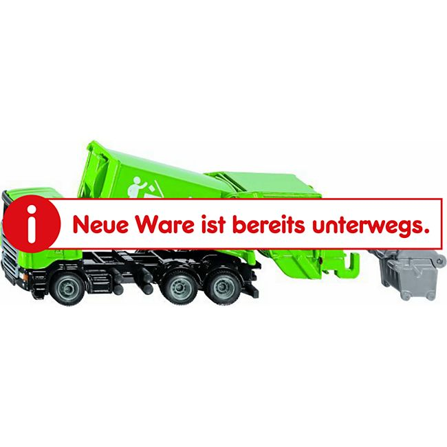 siku 1890 Müllwagen 1:87 - Bild 1