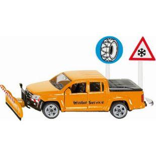 siku 2546 VW Amarok Winterdienst 1:55 - Bild 1