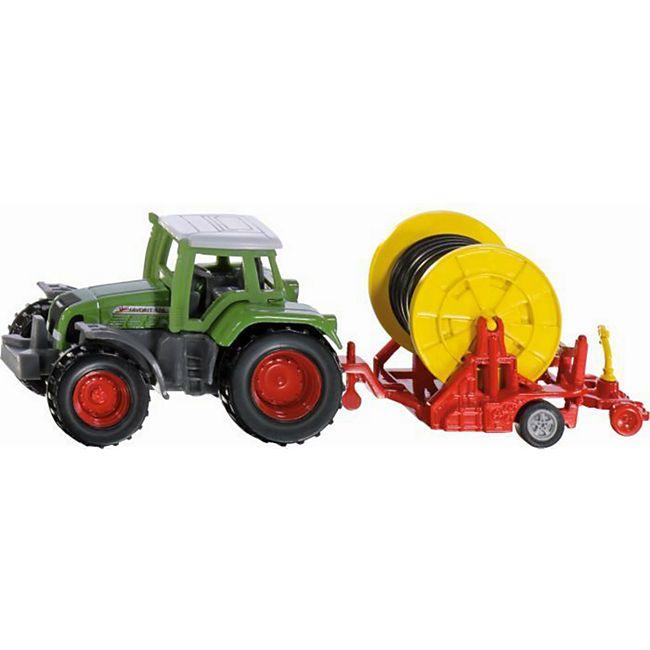 siku 1677 Traktor mit Bewässerungshaspel - Bild 1