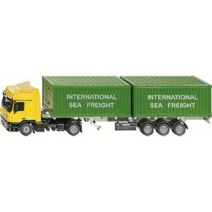 siku 3921 LKW mit Container 1:50 - Bild 1