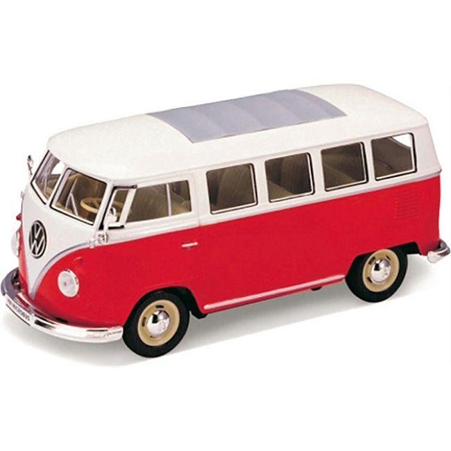 Welly VW T1 Bus 1962 1:24 - Bild 1
