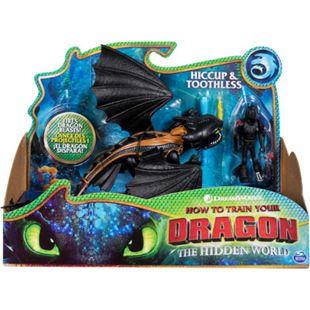 Spin Master Drachenzähmen leicht gemacht Movie Line Dragon & Viking - Bild 1