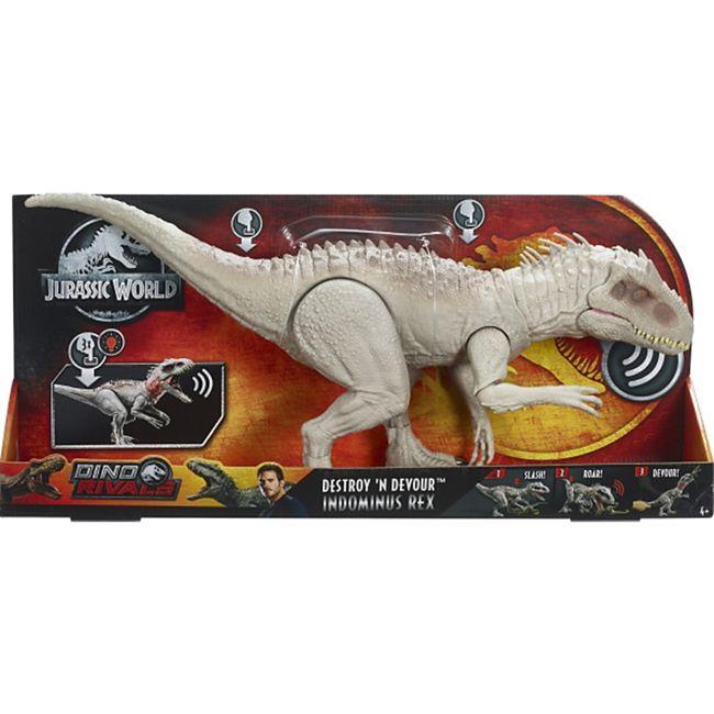 Jurassic World Mattel GCT95  Fressender Kampfaction Indominus Rex - Bild 1