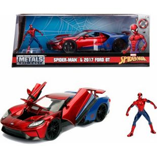 Simba Jada Marvel Spiderman 2017 Ford GT 1:24 - Bild 1