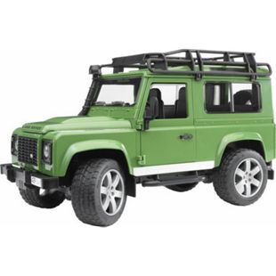 bruder 02590 Land Rover Defender Station Wagon - Bild 1