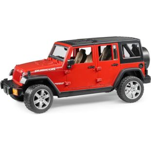 bruder 02525 JEEP Wrangler Unlimited Rubicon - Bild 1