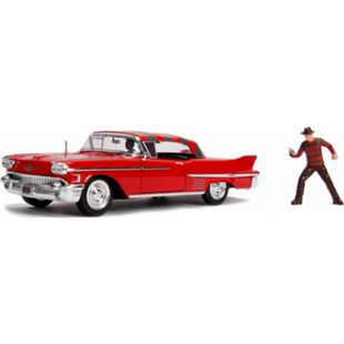 Simba Jada 1958 Cadillac Series 62 1:24 - Bild 1