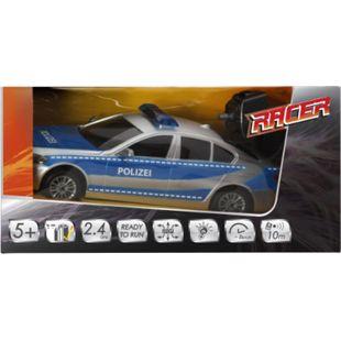 Racer R/C Polizeiwagen mit Licht, 2.4GHZ - Bild 1