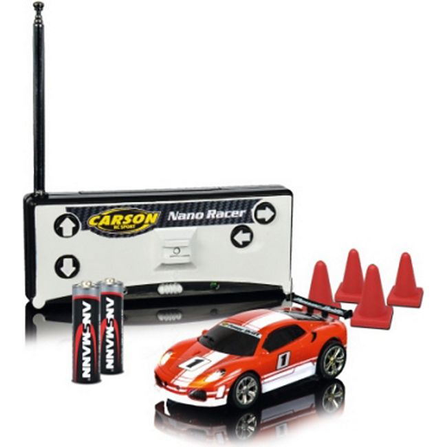 CARSON 1:60 Nano Racer Power Drift MHz 100% RTR - Bild 1