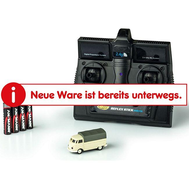 CARSON 1:87 VW T1 Bus Pritsche 2.4G 100% RTR - Bild 1