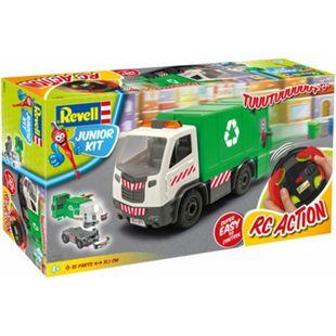Revell Control Revell Junior Kit RC Müllwagen im Maßstab 1:20 - Bild 1