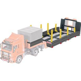 siku 6714 Zubehörset für CONTROL Tieflader und Zugmaschine - Bild 1