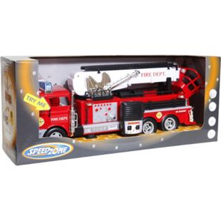 Speedzone Feuerwehr mit Licht und Sound - Bild 1