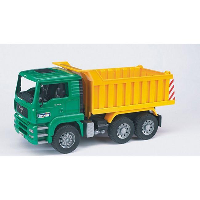 bruder 02765 MAN LKW mit Kippmulde - Bild 1