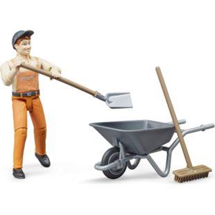 bruder 62130 Figurenset Kommunalarbeiter - Bild 1