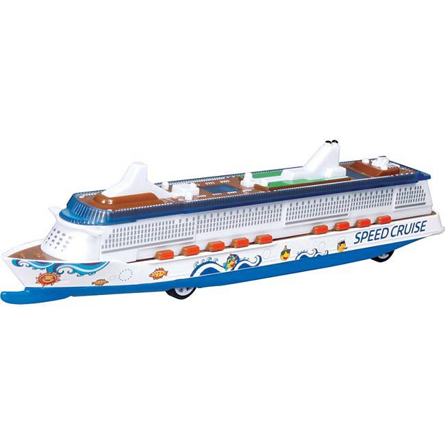 Speedzone Speed Zone Kreuzfahrtschiff mit Licht & Sound - Bild 1